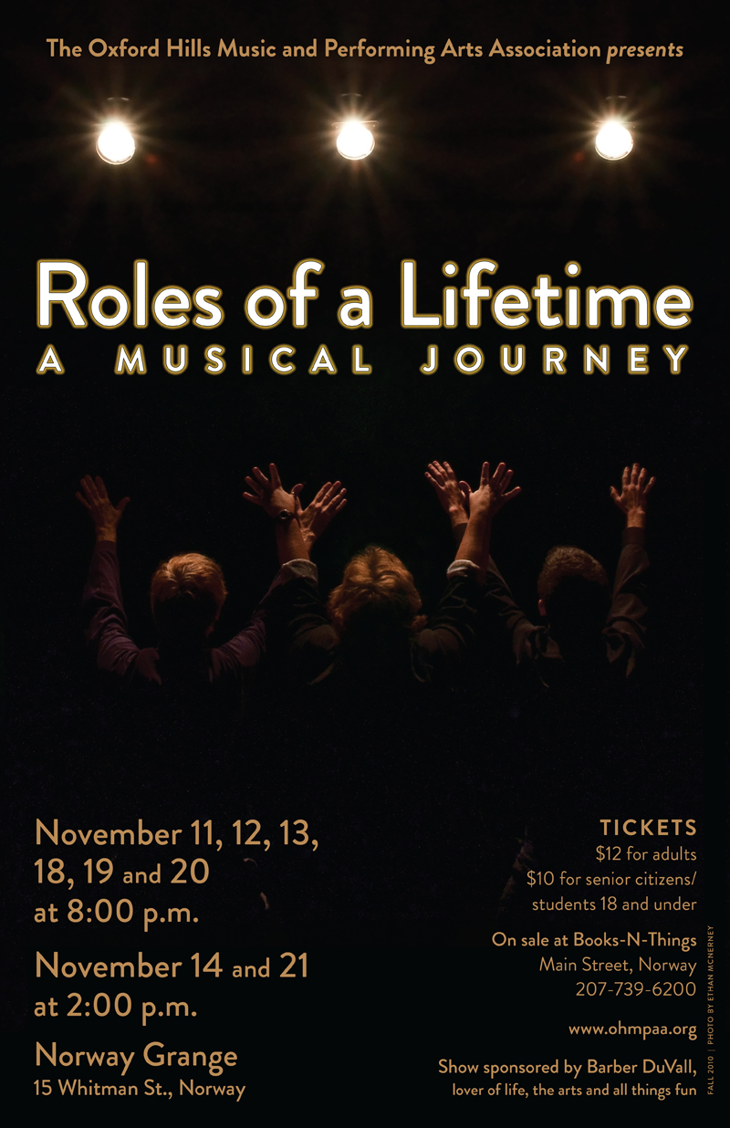 Roles of a Lifetime poster