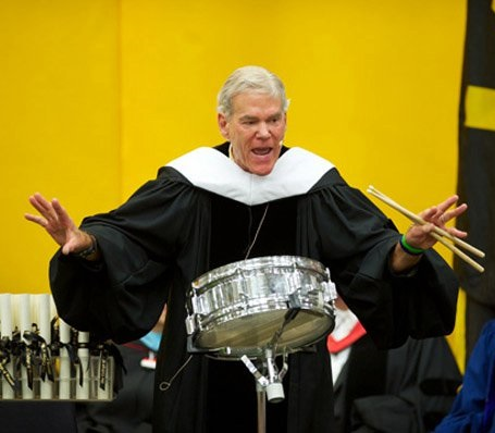 Drum talk at Wooster 2011 2.jpg