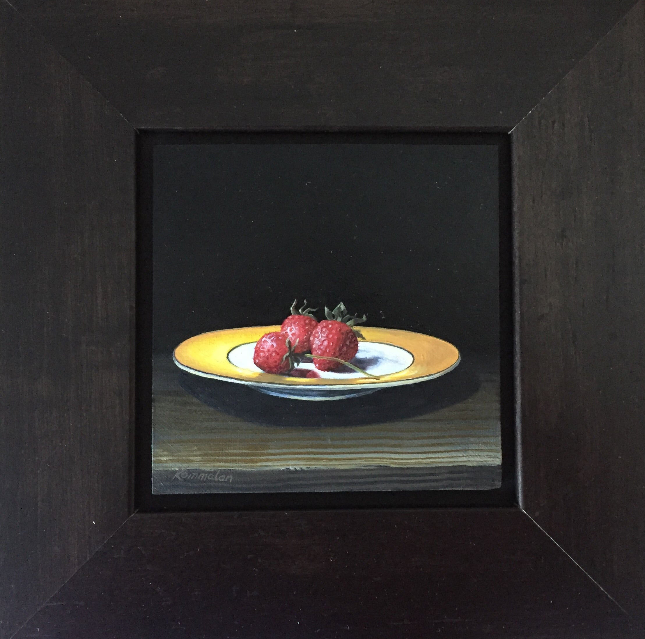 Three Strawberries II