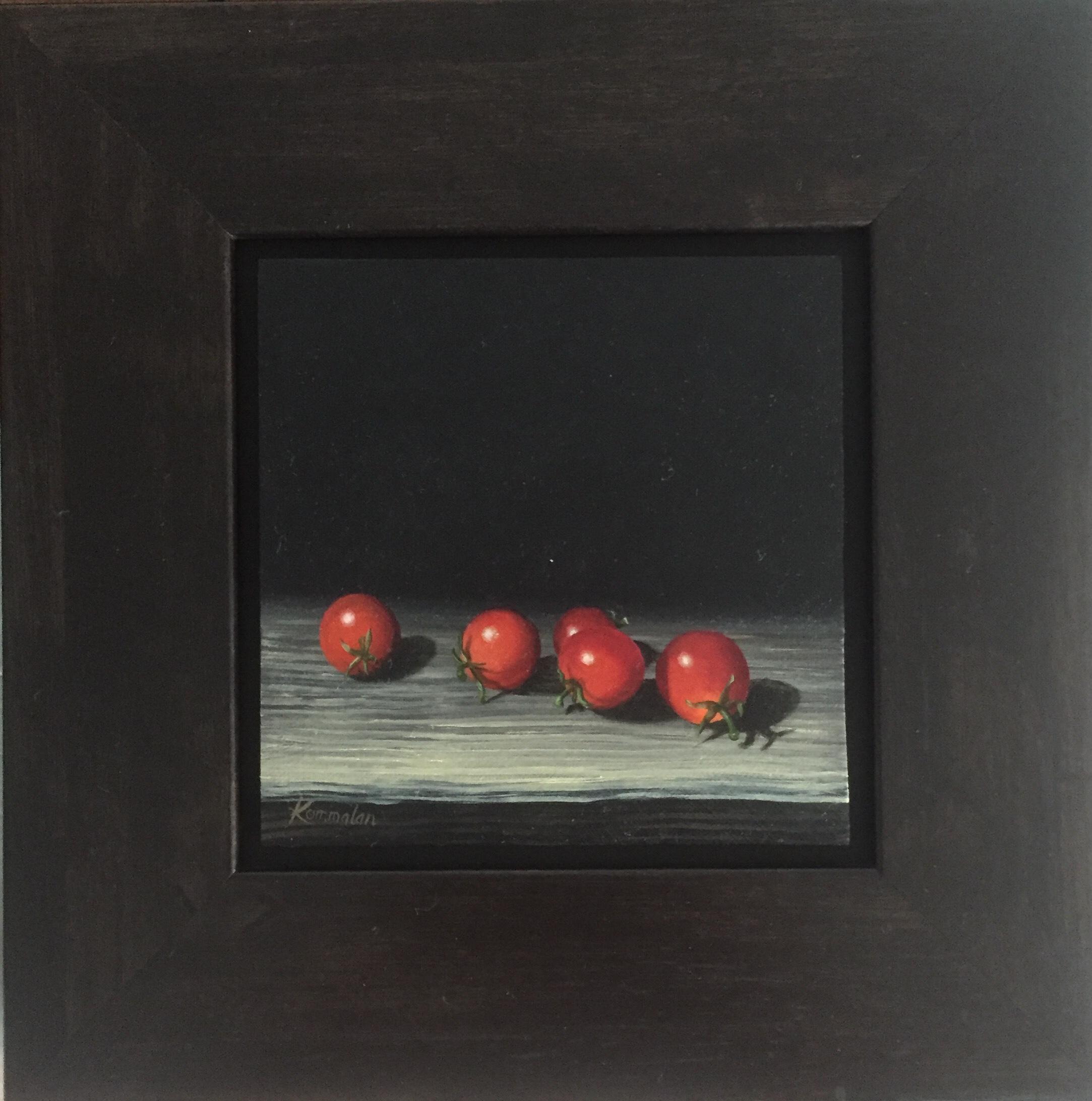 Five Tiny Tomatoes