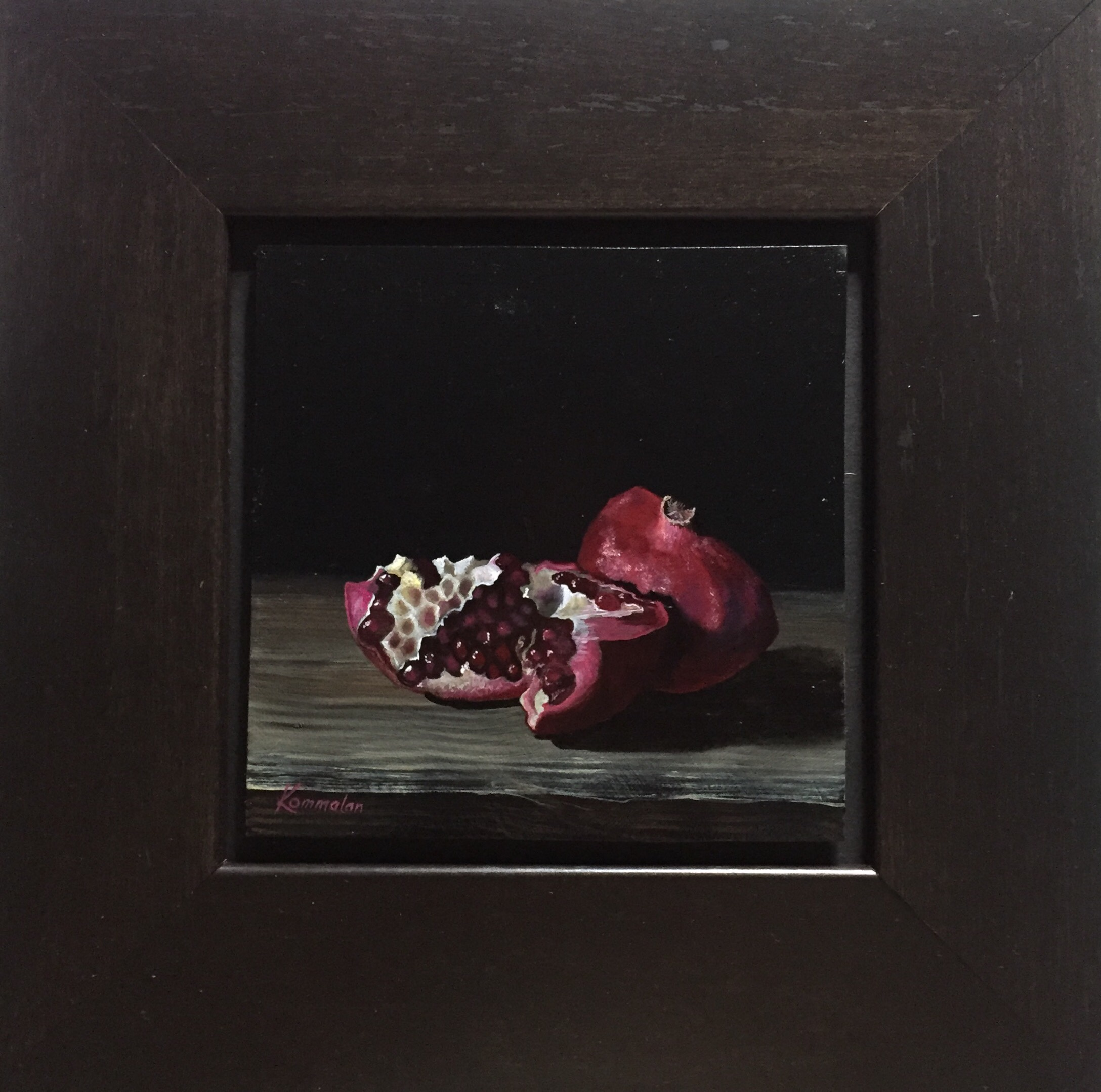 Pomegranate with Seeds III