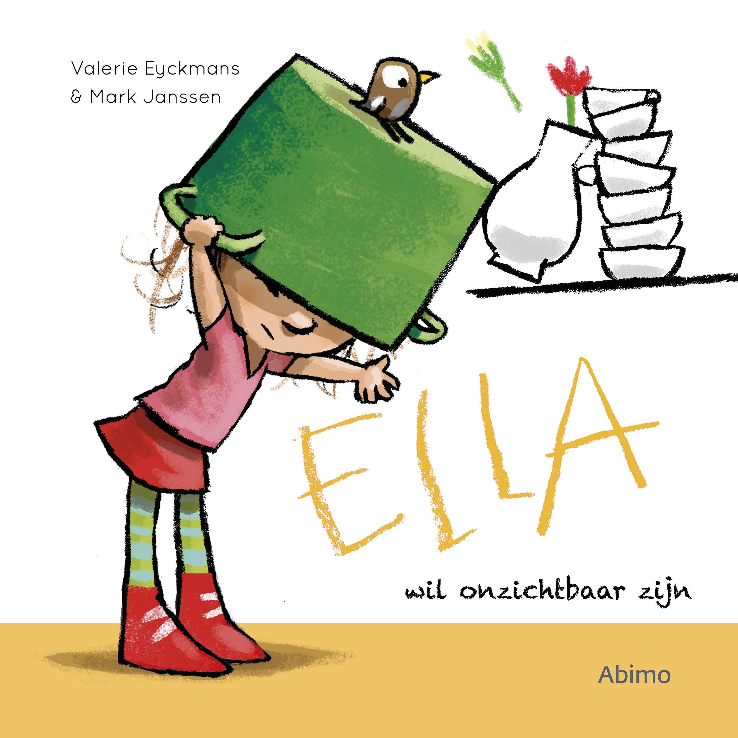 Ella wil onzichtbaar zijn