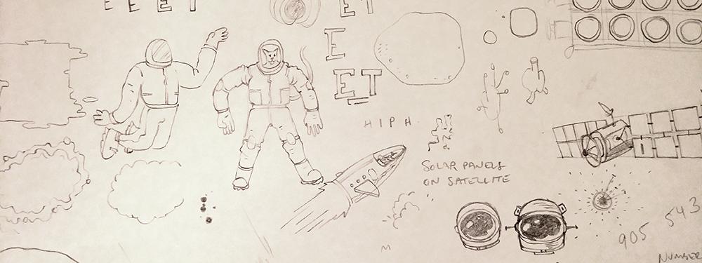 Some sketching
