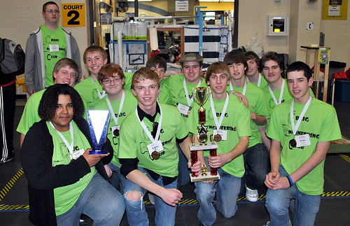 3rd Place -- Janesville Craig