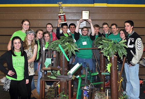 4th Place -- St. Catherine's