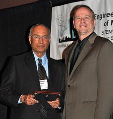 Engineer of the Year   Dr. Pradeep Rohatgi & Van Walling