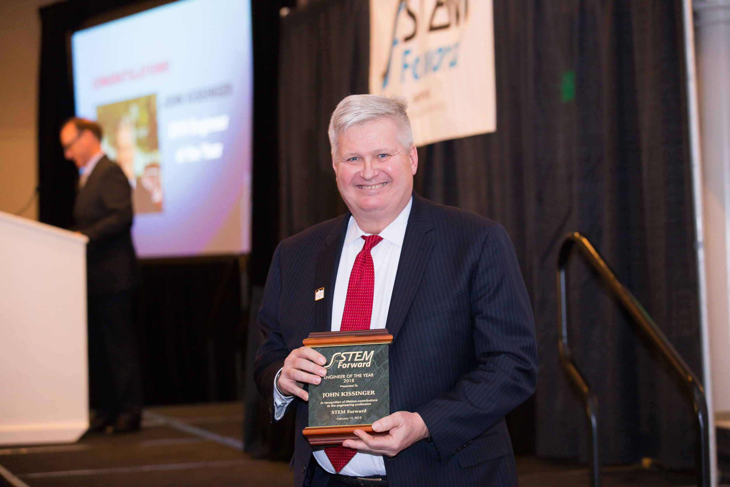 John Kissinger named 2018 Engineer of the Year - Click here to read his full biography.