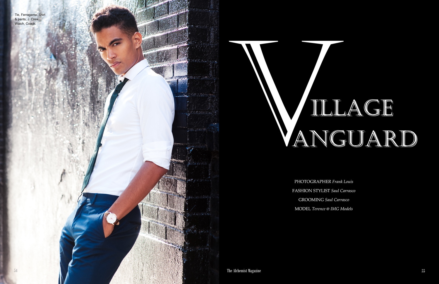Frank Louis - Village Vanguard tear sheets-5&6.jpg