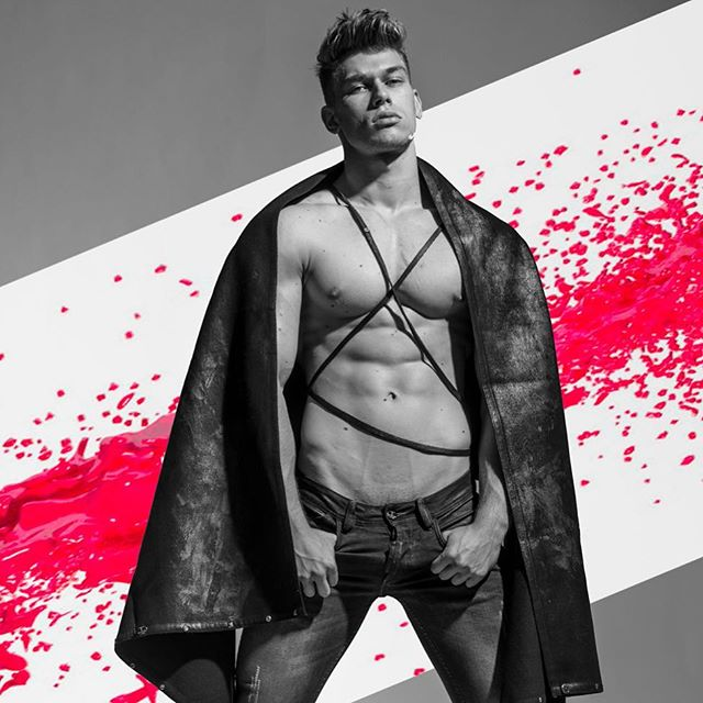 MARC by FRANK LOUIS for PRESTIGE MAGAZINE  Model ➡️ @marc.coppola  Agent ➡️ @colbymanagement  Stylist ➡️ @franz_stylist  Cape and jeans ➡️ @stradainvoga  Magazine ➡️ @prestigemagazineiran  Fashion editor ➡️ @hamidbarzegari  #malemodel #sexy #men #nyc #hot #nycphotographer #mensstyle #mensfashion #body #fitness #fitnessmotivation #instagood #man #photoshoot #bts #secret #beauty #mancrusheveryday #guycandy