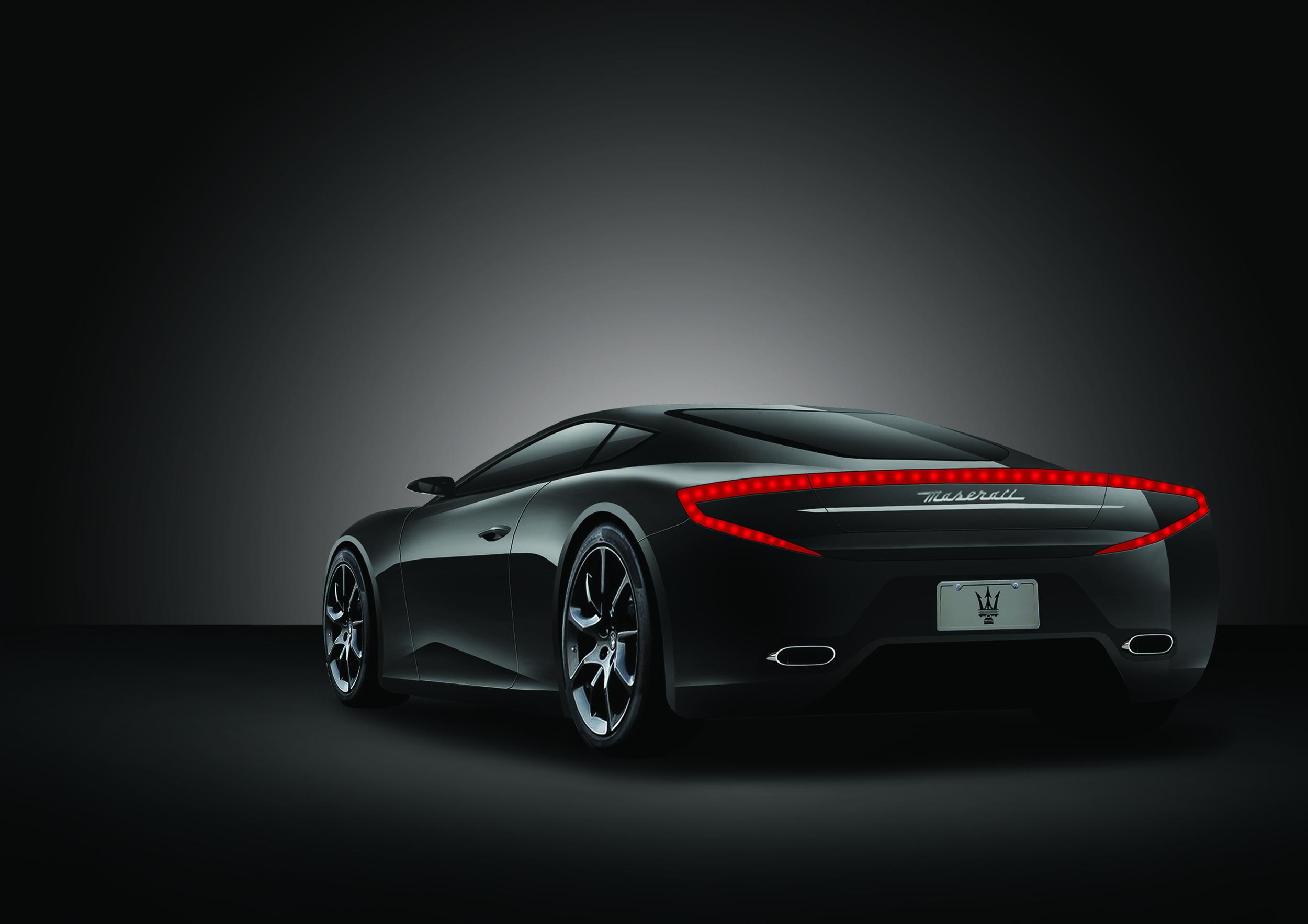 Final render- rear view