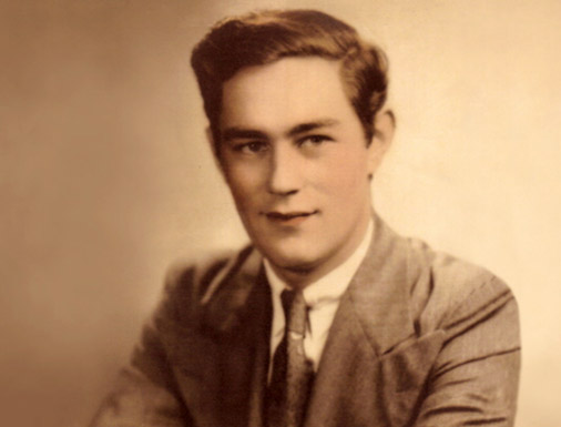 Henry Molaison in 1953 before his surgery