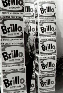 Andy Warhol – Brillo Boxes