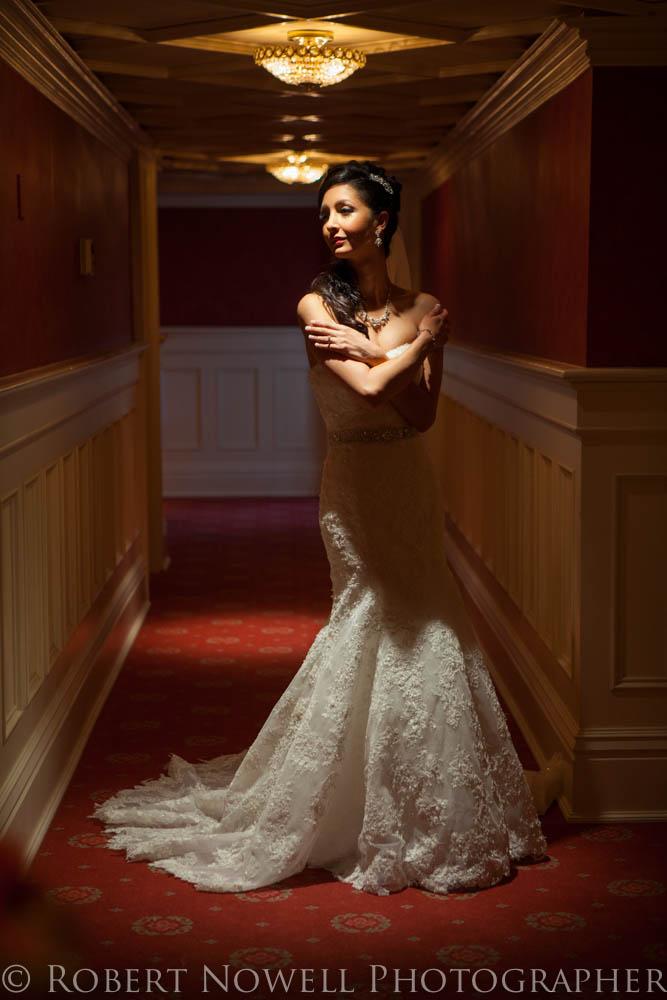 Prince of Wales, Bride, Niagara