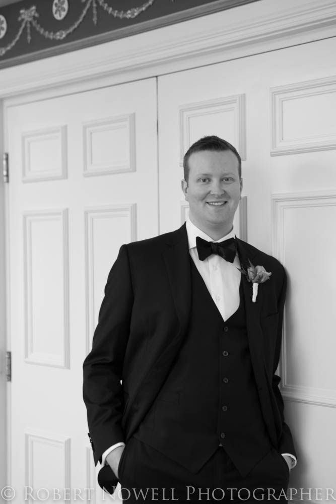 Groom , wedding, Niagara on the Lake