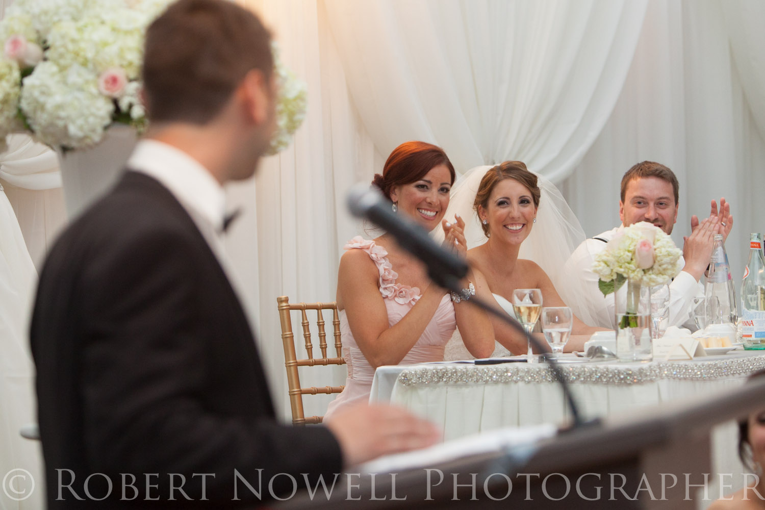 wedding speech, Niagara weddings Photography