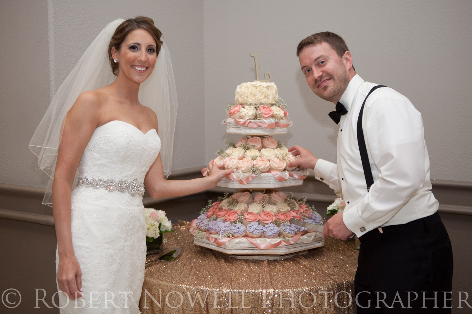 wedding cupcakes, Niagara photography