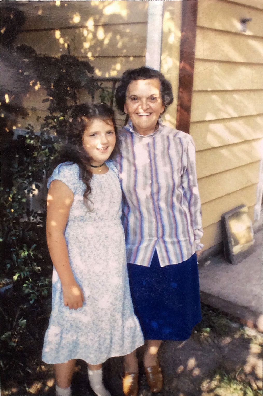 Me & my Gram, 80's