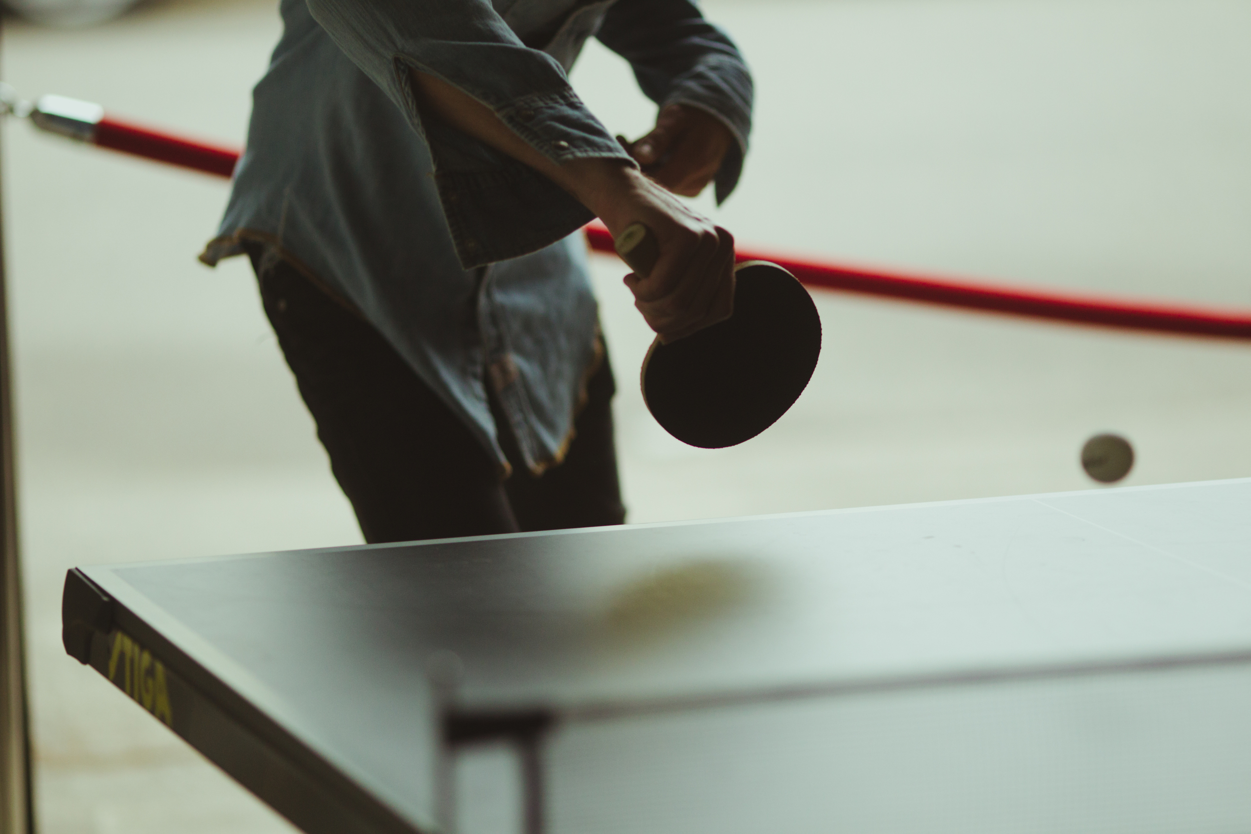 ...and did we mention ping pong?