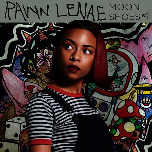 Moon Shoes EP by Ravyn Lenae.jpg