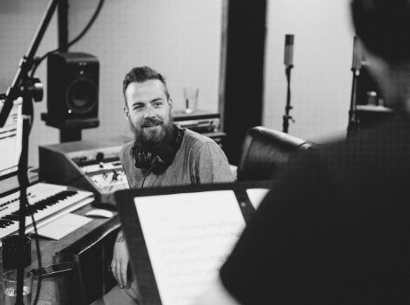 Film composer and Sound Designer, Kevin Matley