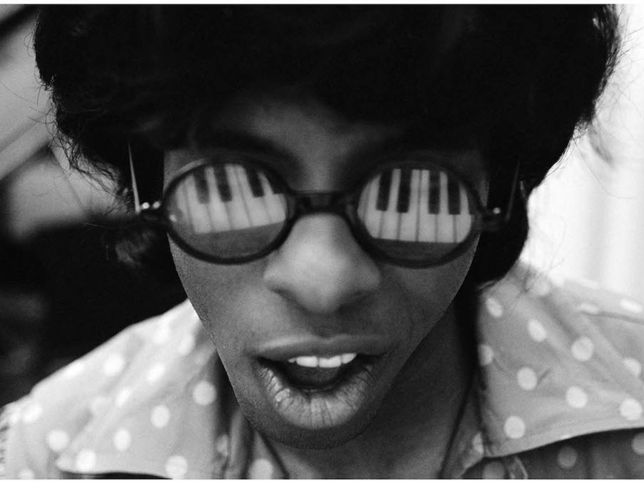 Sly Stone,musician, songwriter, and producer of the 1960s/1970s.