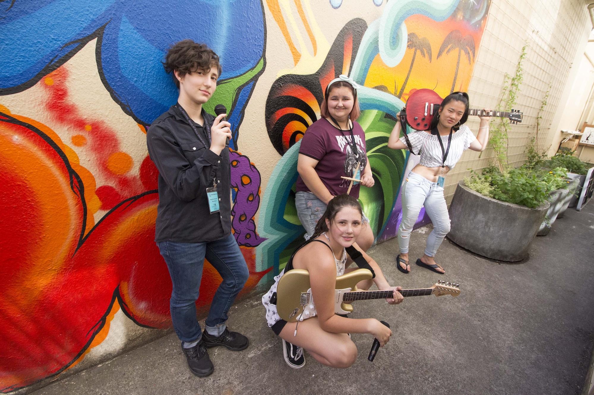 Marmoset Sponsors Rock 'n' Roll Camp for Girls.jpg