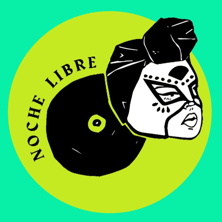 Illustration by Noche Libre collective member,    Yuriko Xolotl