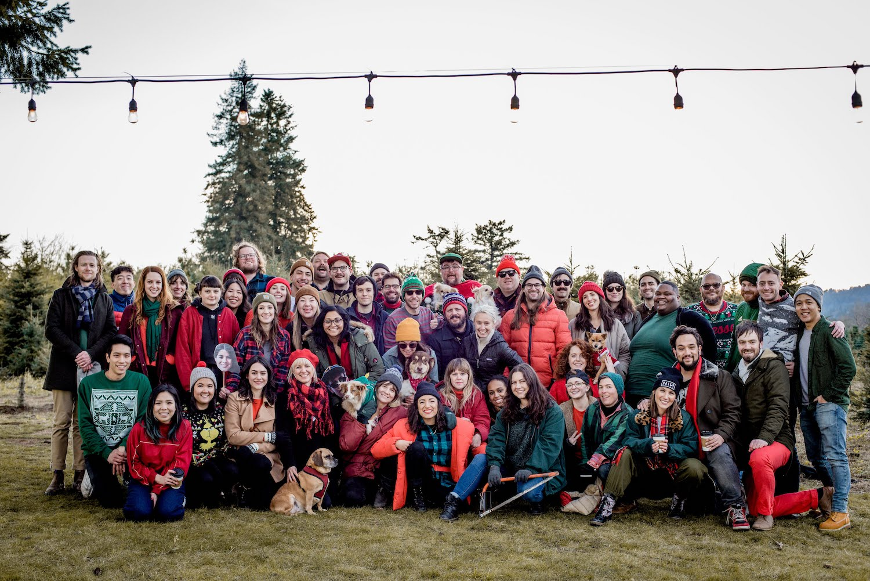 The Marmoset Team in Portland, Oregon — 2018