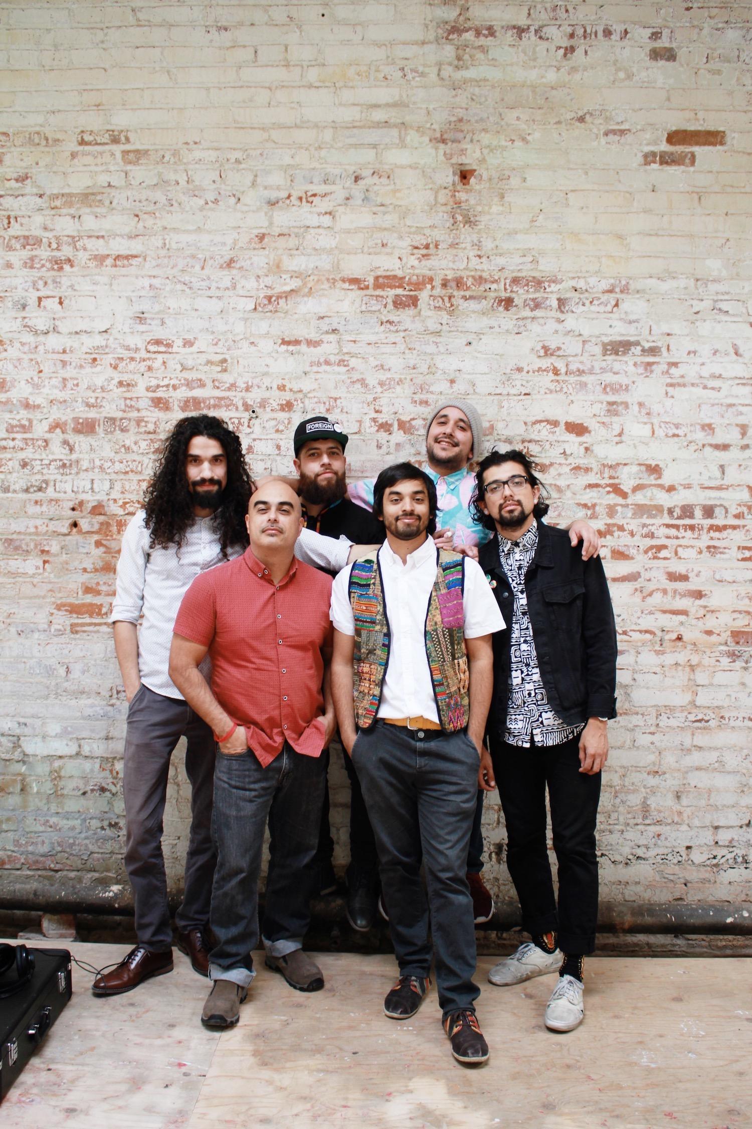Band members of  QUITAPENAS