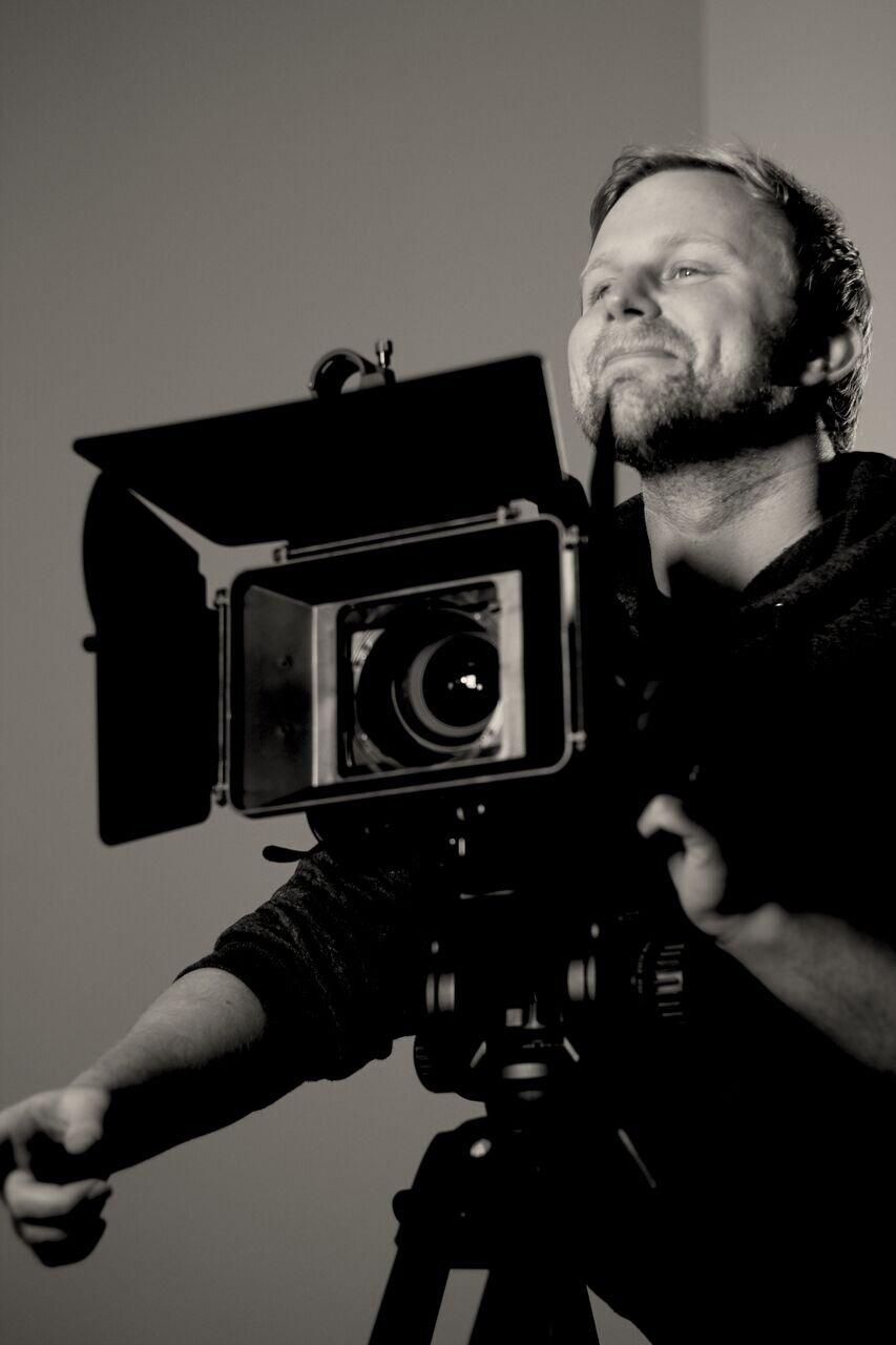 Filmmaker, Brad Leitch