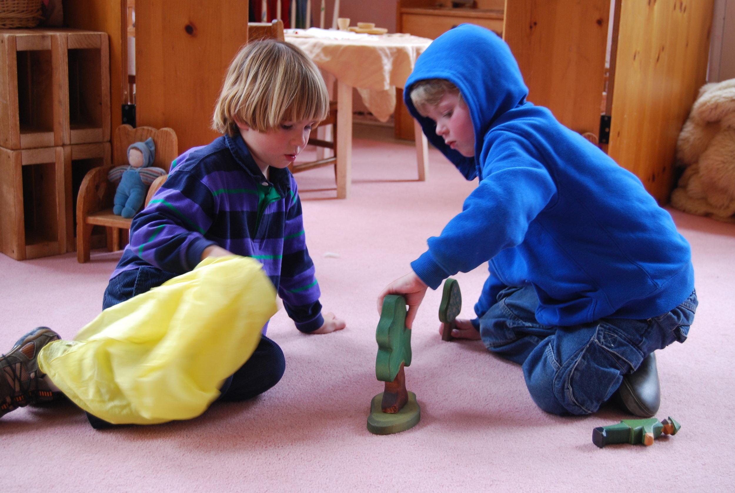 play based preschool
