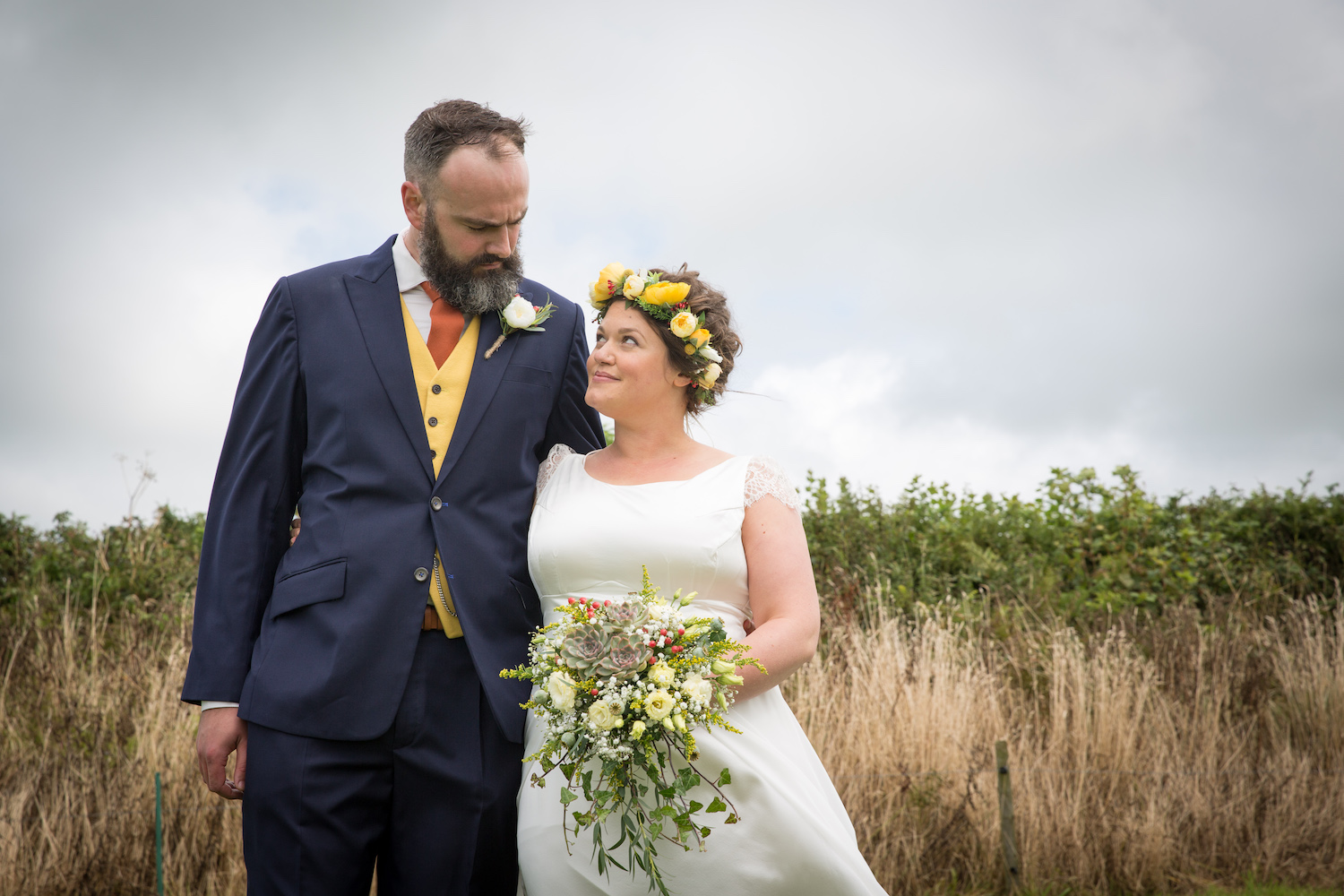 """Andy's been there with great photography for me over the years, for everything from band shoots, to business promotion, to my wedding! Always a great guy to have around, and produces brilliant results too. I'd always recommend him"" - - Clare & Ben"