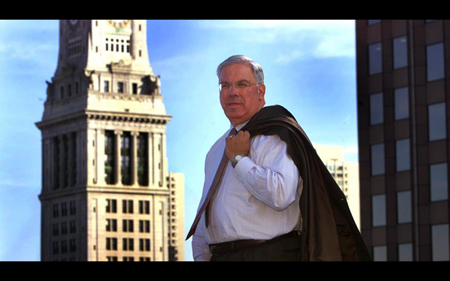 Click here to watch The Boston Globe's powerful video about Boston's former Mayor, Thomas Menino, who passed away on October 30, 2014 .