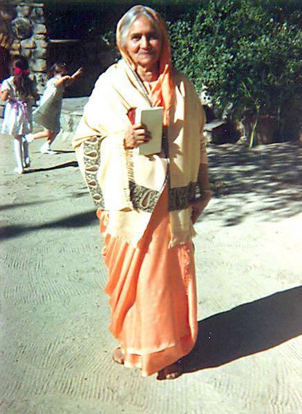 Mother Gayatri Devi