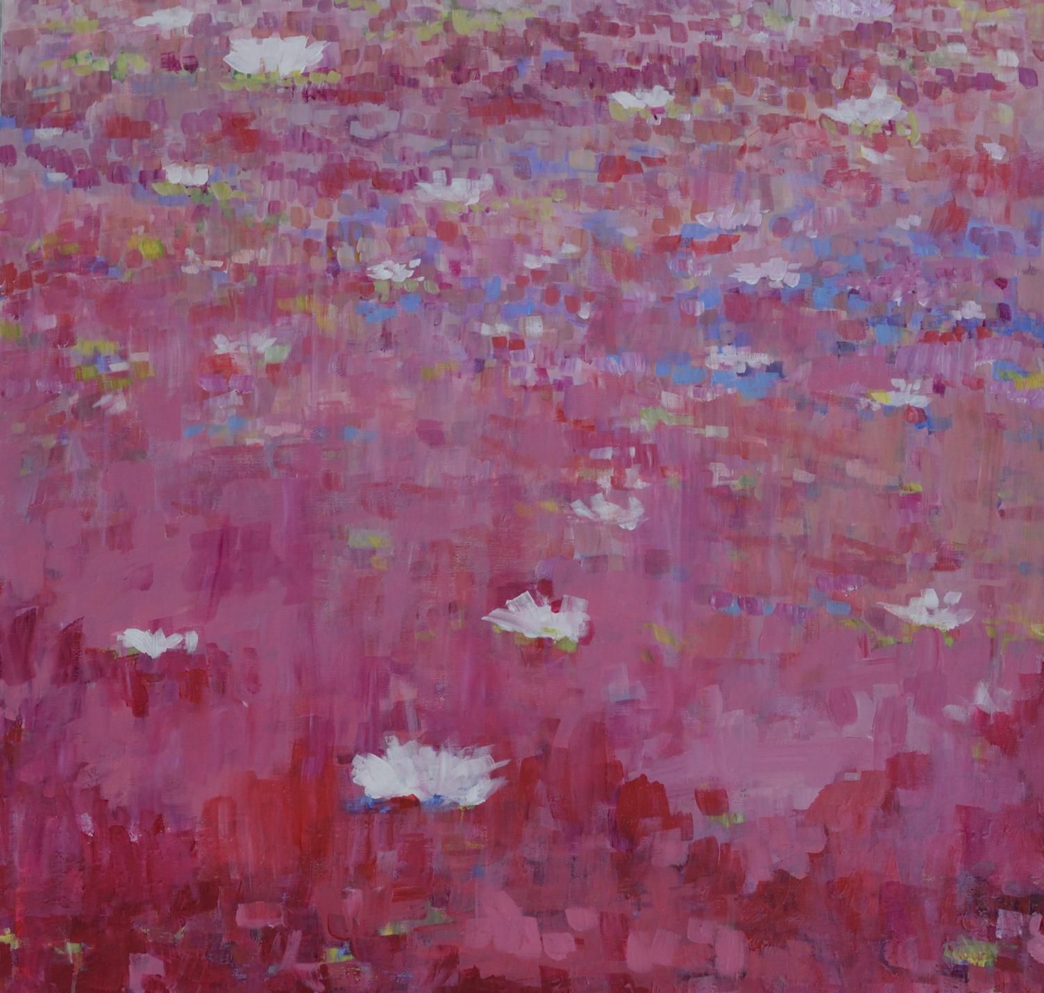 "March | 36"" x 36"" | Acrylic on Canvas"