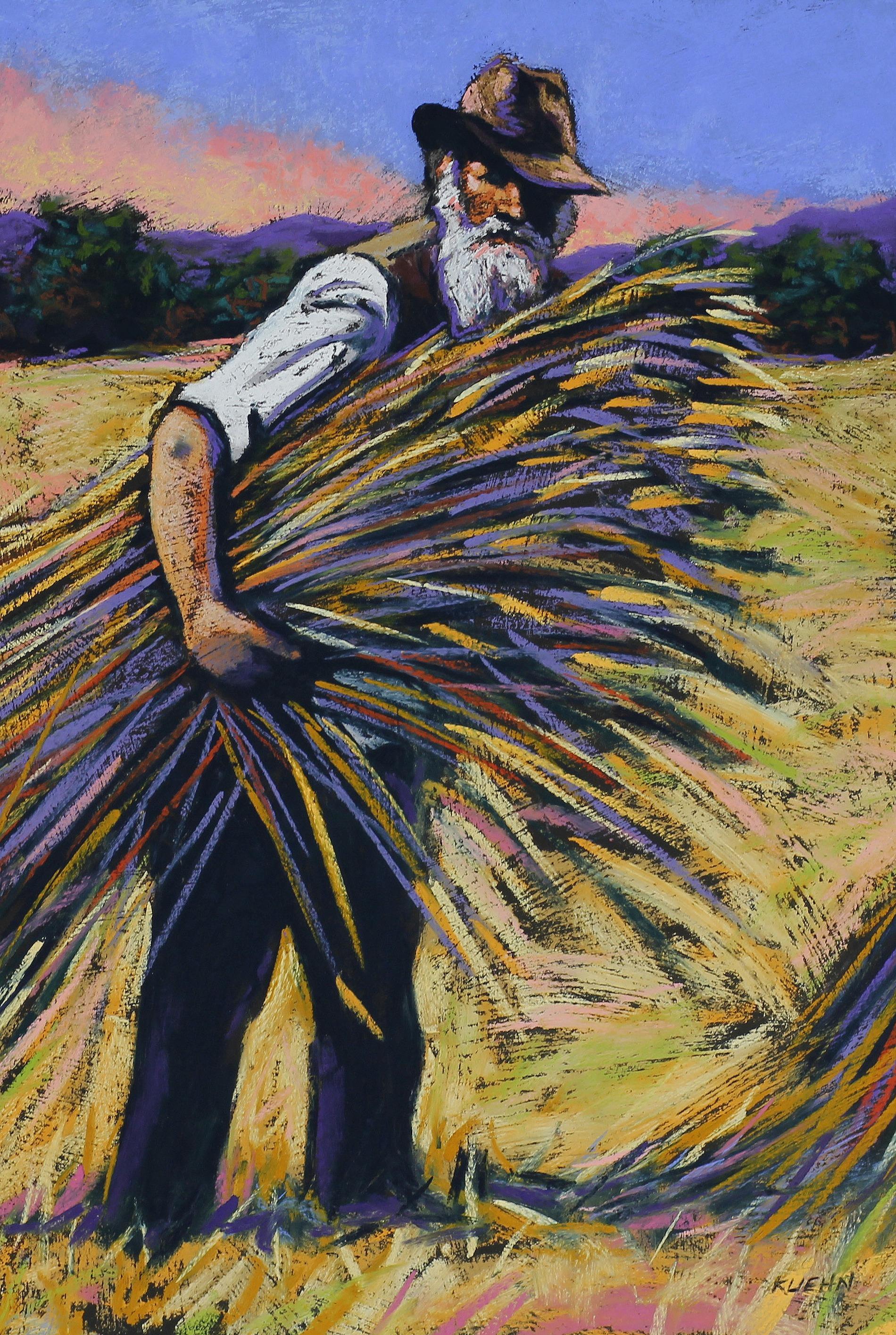 Stacking Wheat