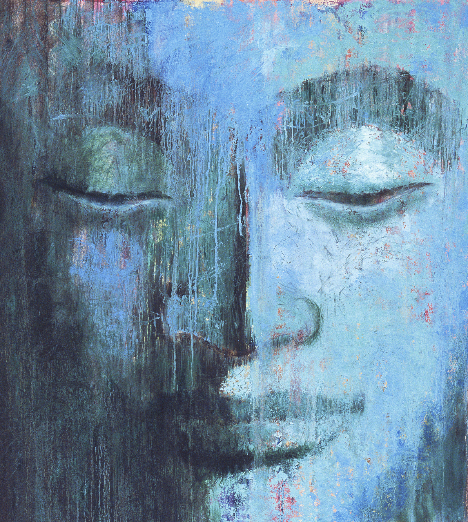Peck_Virginia_Blue_Rain_Buddha_2005.jpg