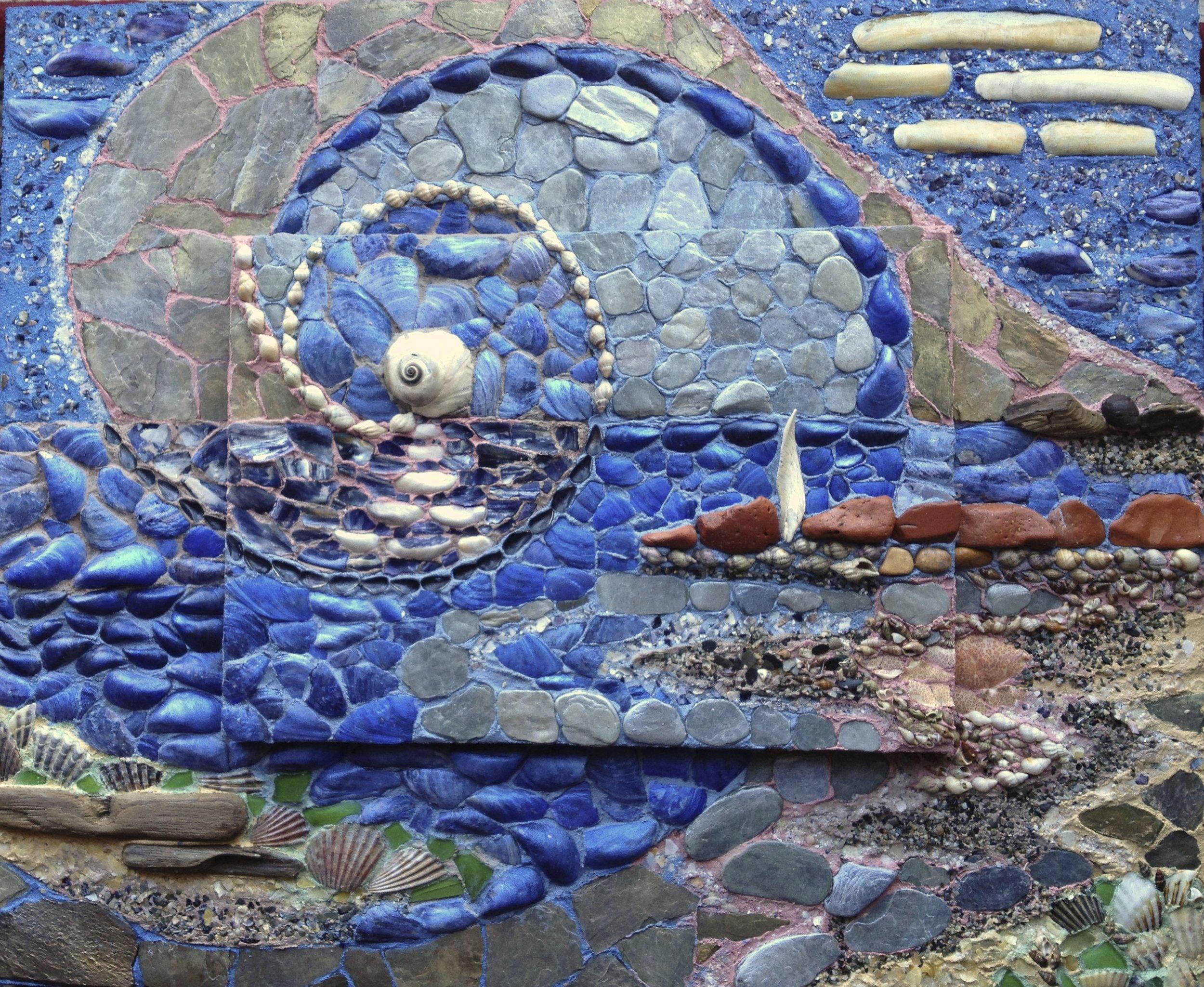 Mosaic on Card.JPG