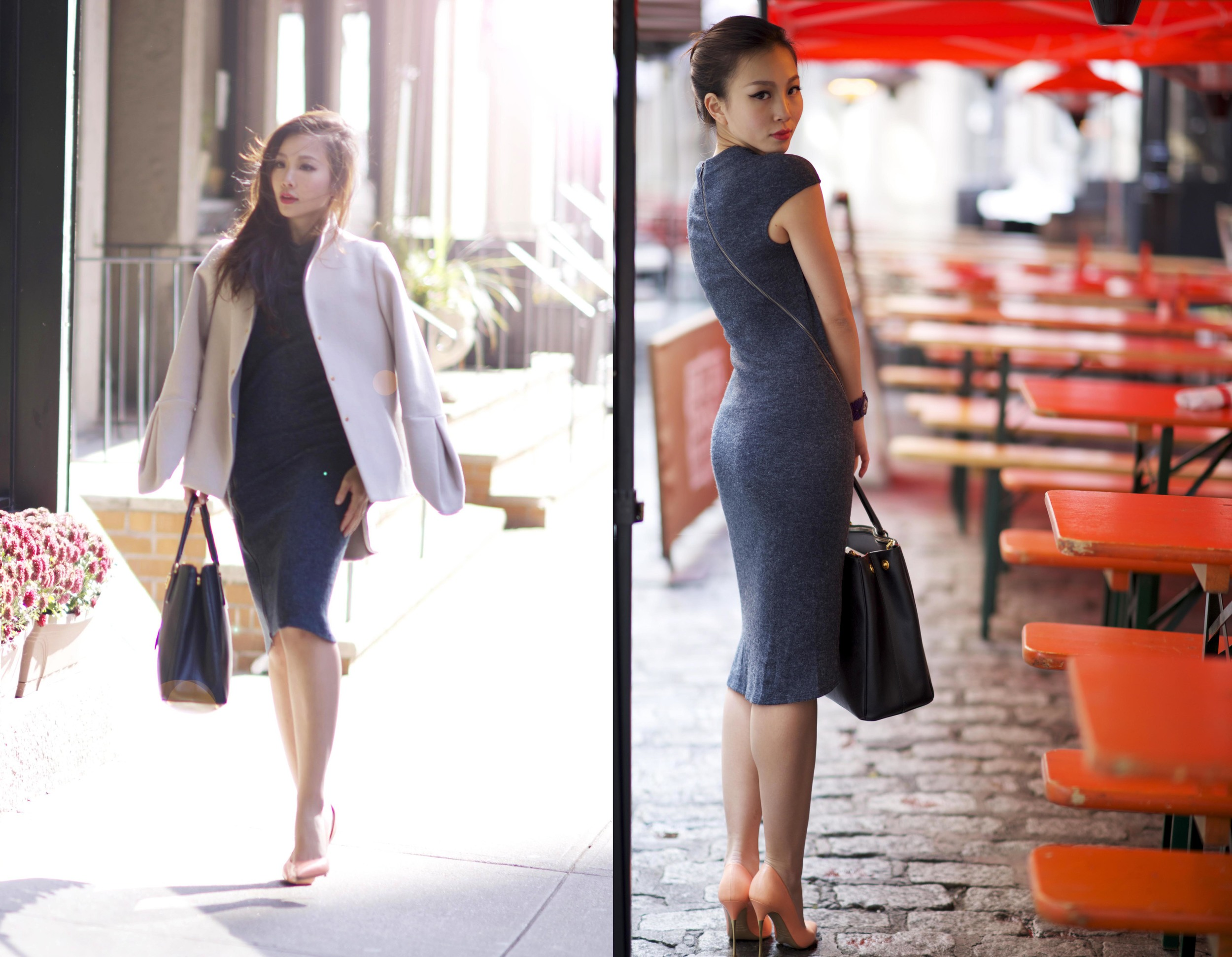 The must-have dress for city girl