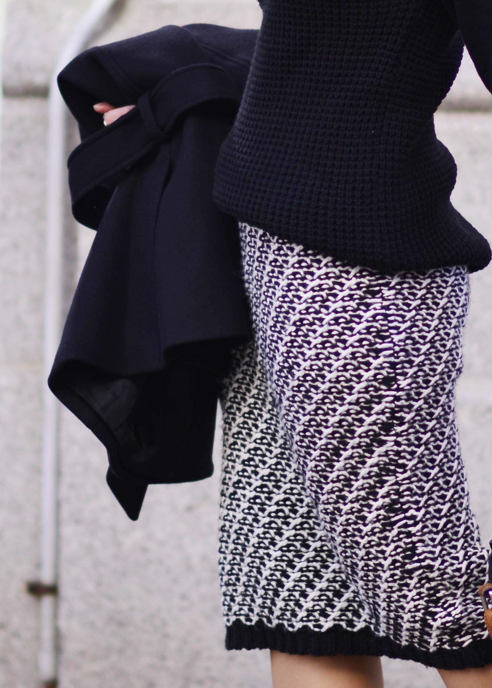 Joe Fresh knit skirt.JPG