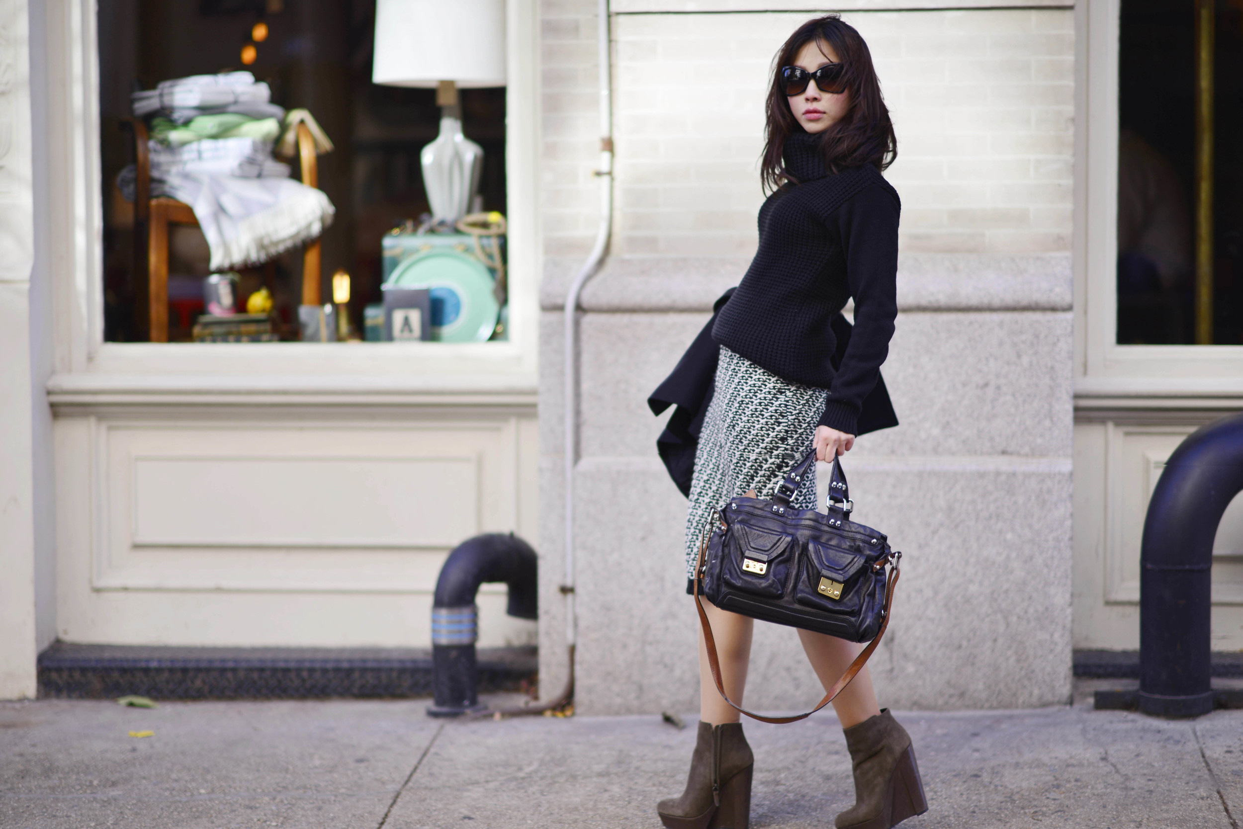 Knit sweater and skirt.JPG
