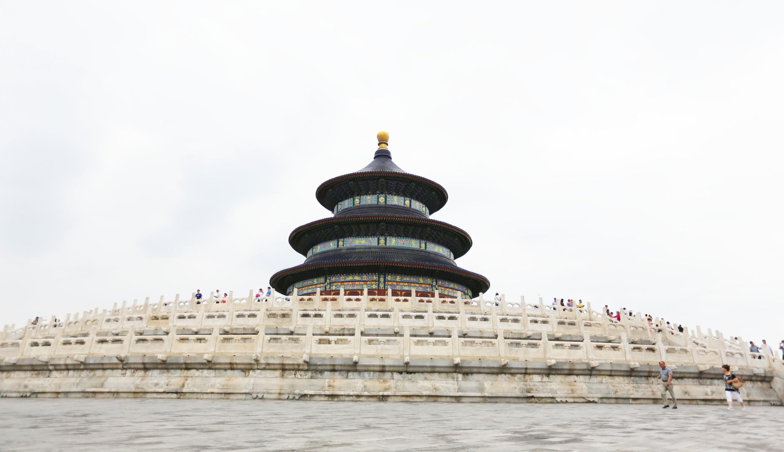 Travel in Beijing:TianTan.JPG
