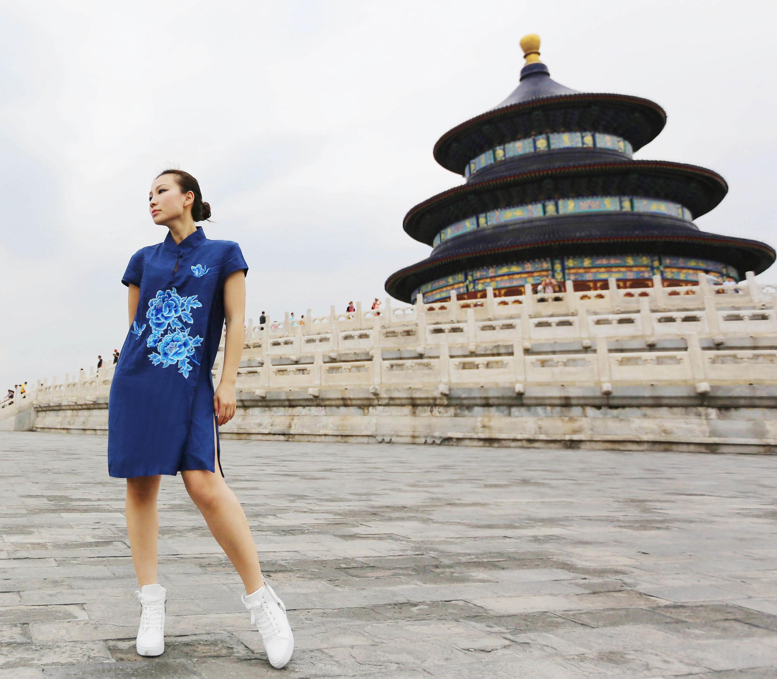 Travel in Beijing:TianTan tang fu.JPG