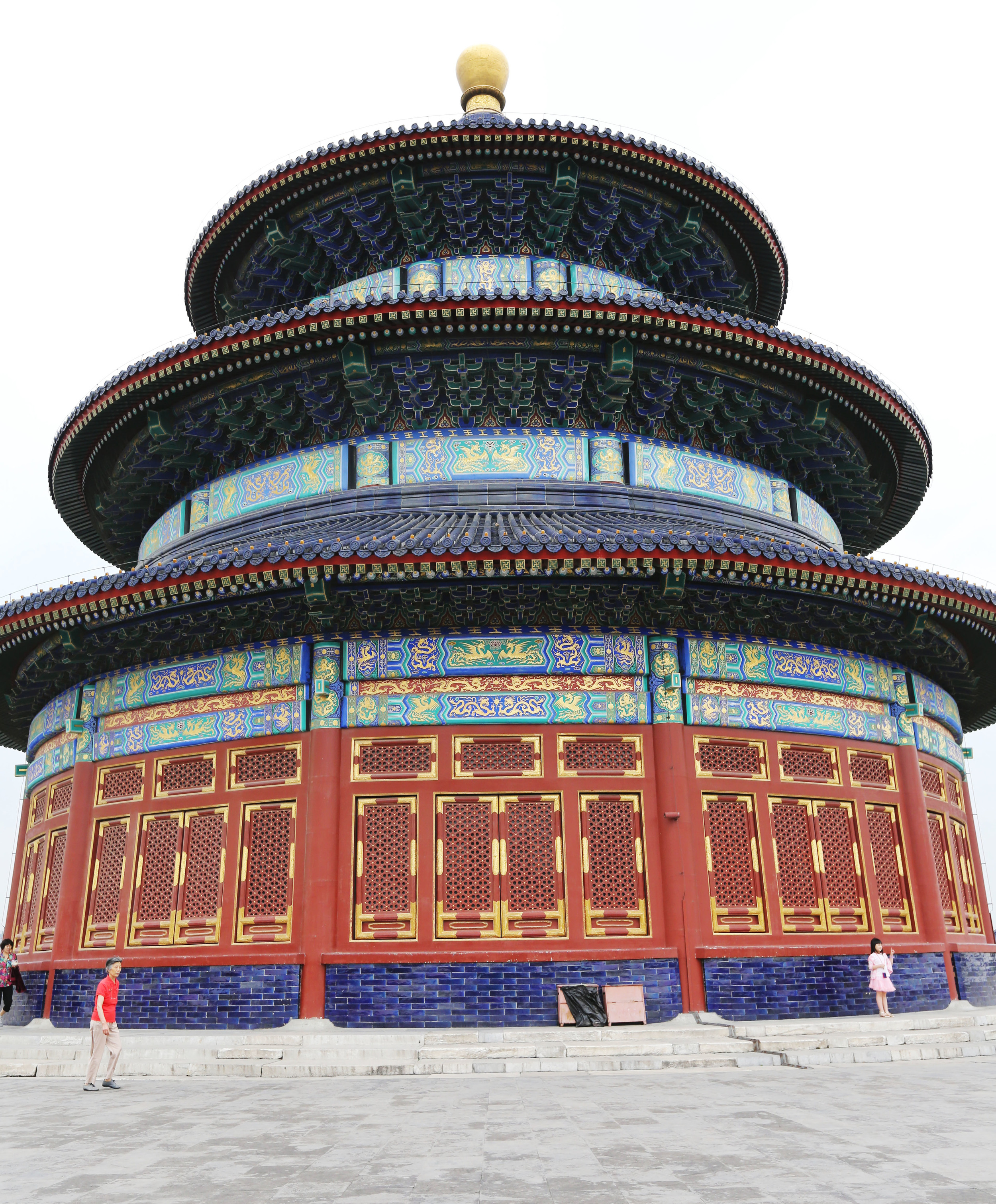Travel in Beijing:TianTan place.jpg