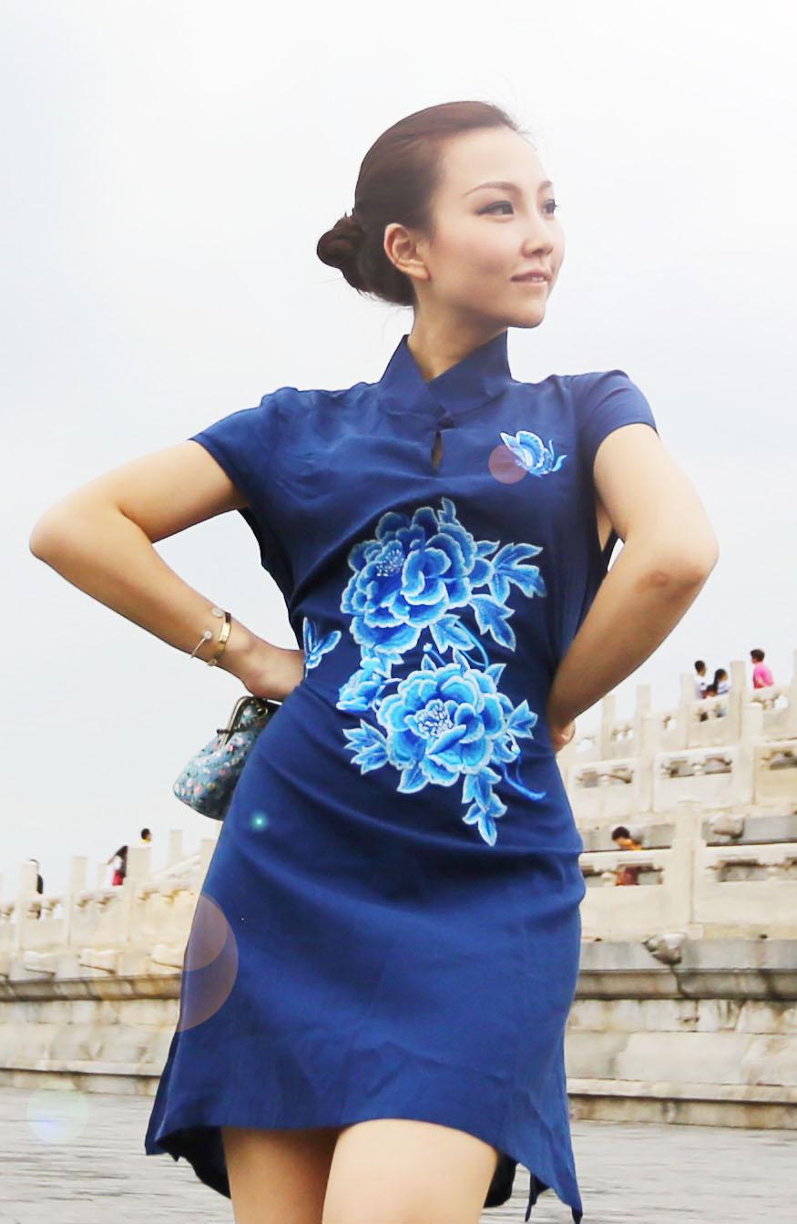 Travel in Beijing:TianTan style.JPG