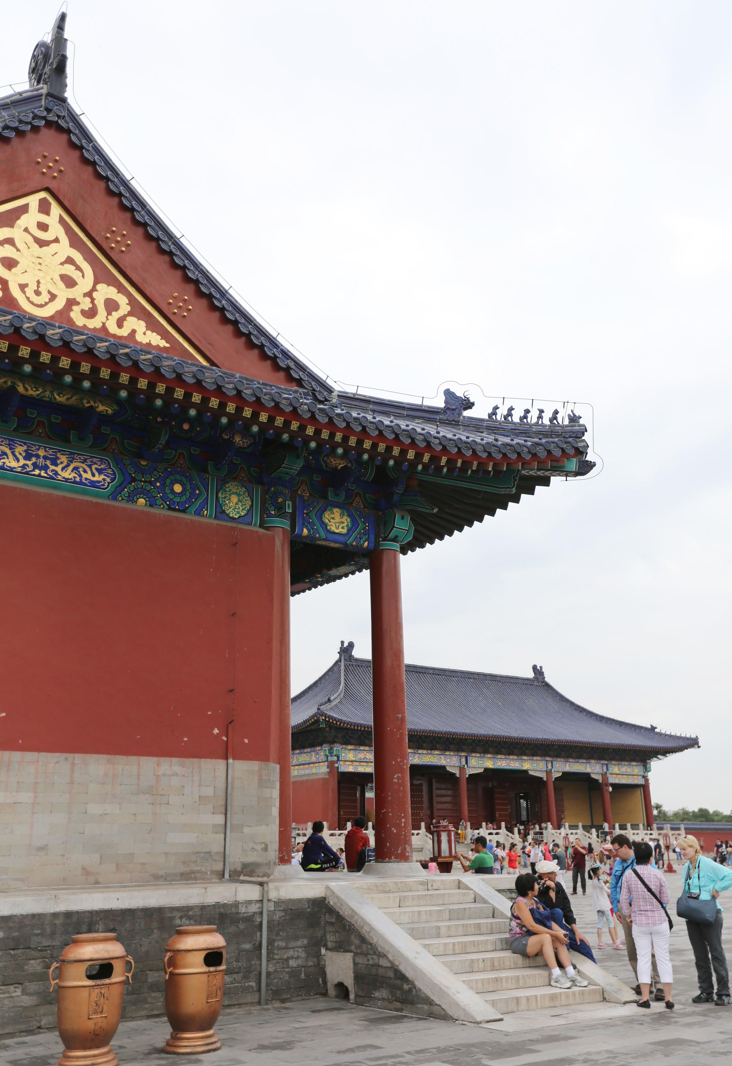 Travel in Beijing:TianTan place1.jpg