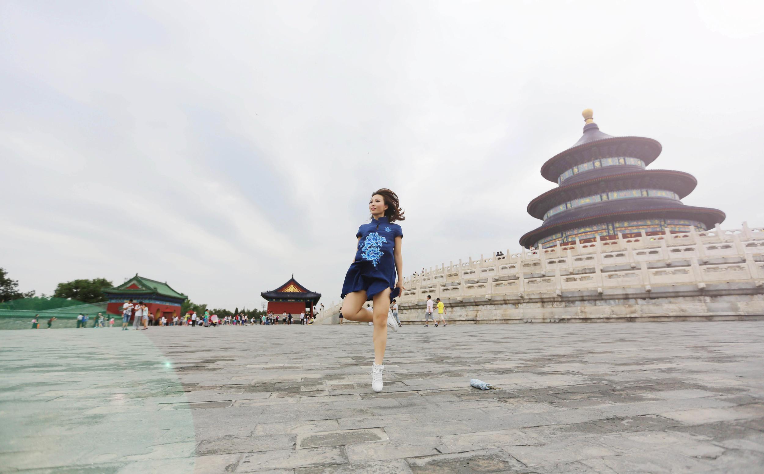 Travel in Beijing:TianTan Cover.JPG