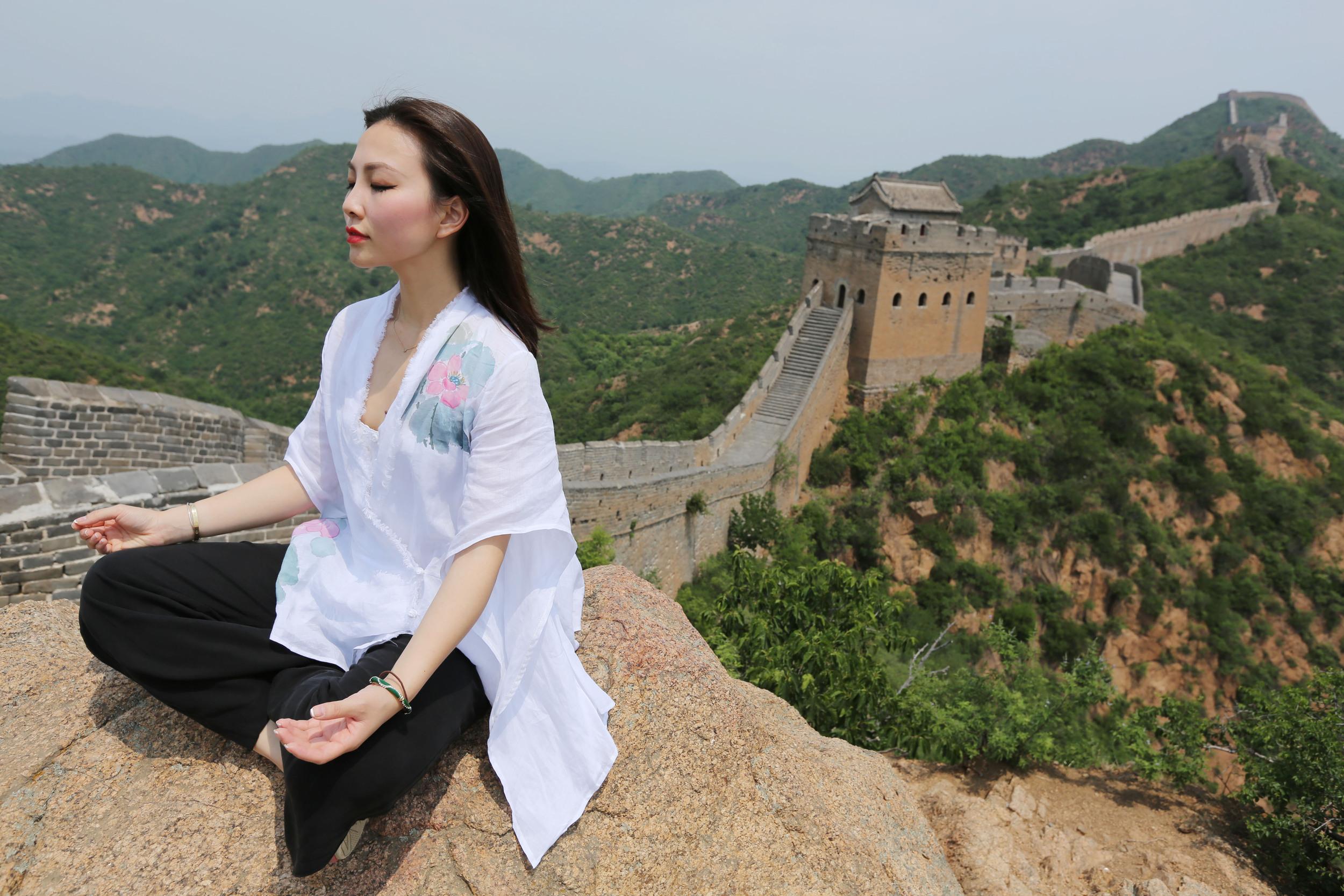 Great Wall at JinShangLing