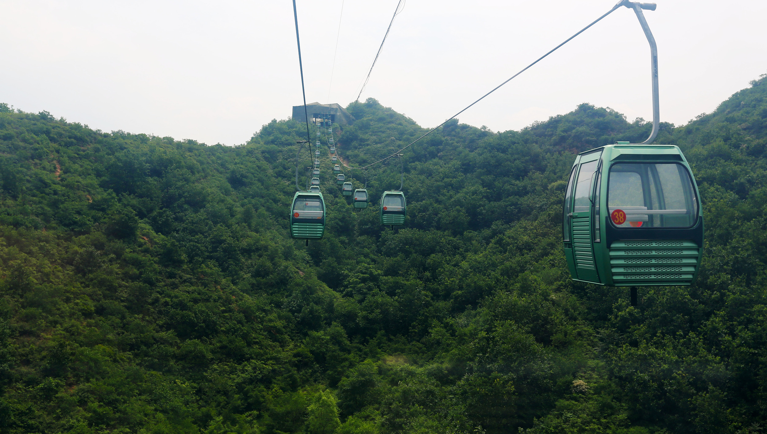 Beijing Great Wall cable cart.JPG
