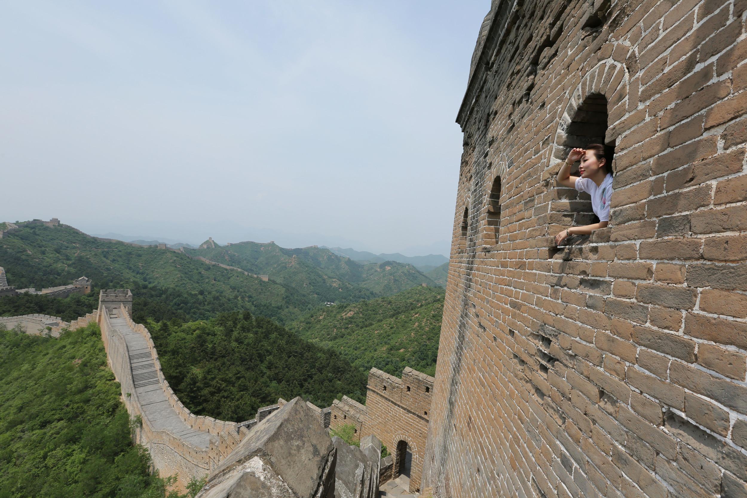 Beijing Great Wall jingshanling.JPG